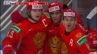 МЧМ2021 Групповой этап Россия Швеция Обзор матча 1080p