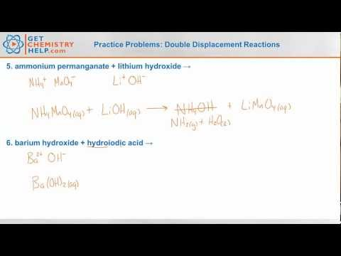 Is a salt metathesis reaction the same as a double replacement reaction?