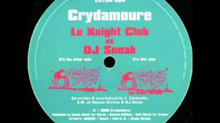 Le Knight Club vs. Dj Sneak - Intergalactik Disko DJ Sneak Version (Cryda004 B)