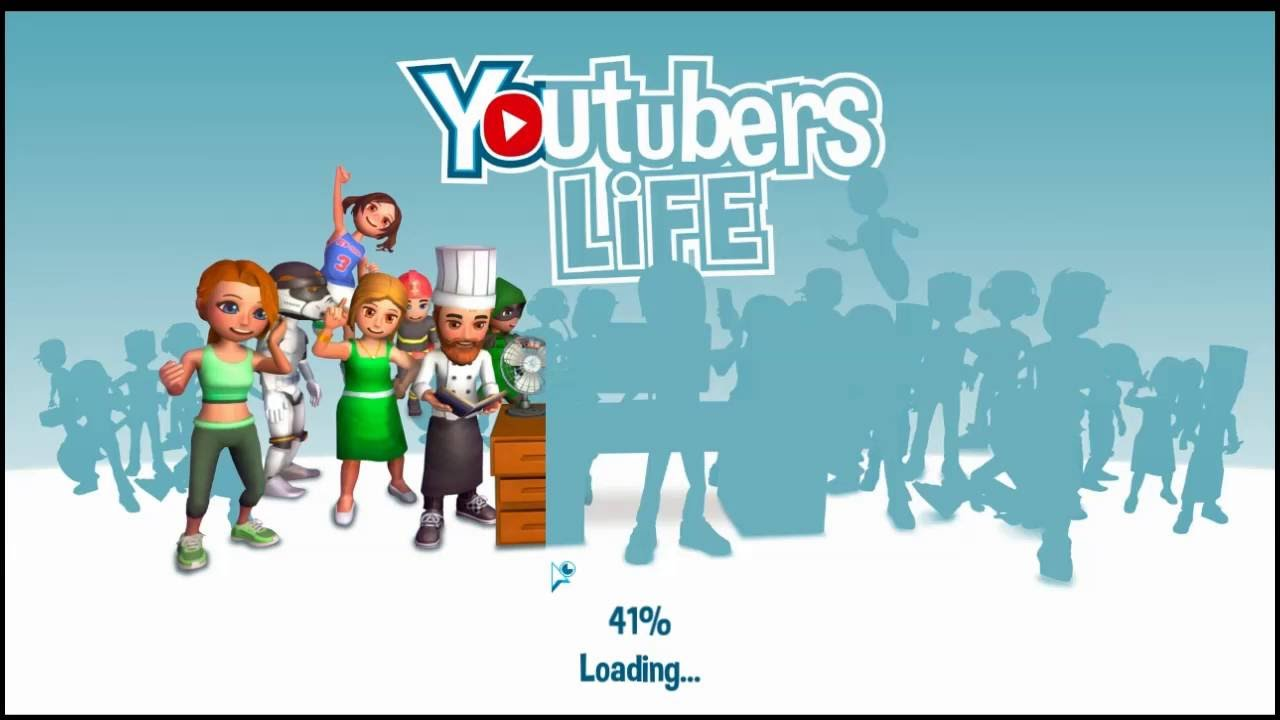Youtubers Life Gameplay #1
