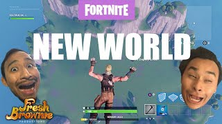 GET REKT IN OUR NEW CREATIVE WORLD ON FORTNITE | FRESH BROWNIE