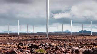 こんな発想なかった!!全く新しい風力発電