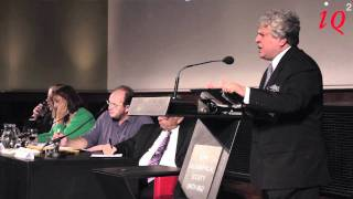 Suhel Seth: India is crippled by nepotism and endemic corruption - IQ2 debate