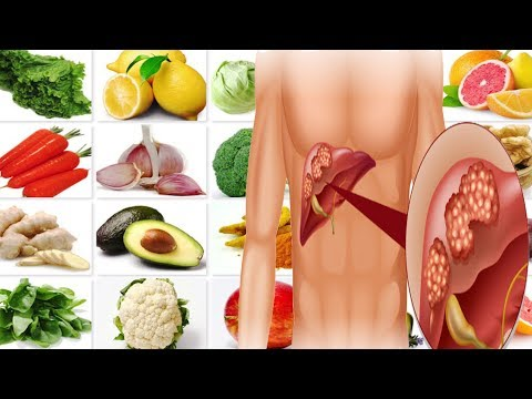 10 Best Foods That Cleanse Liver Cancer