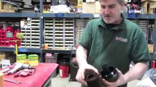 Oil Filter Service LR2