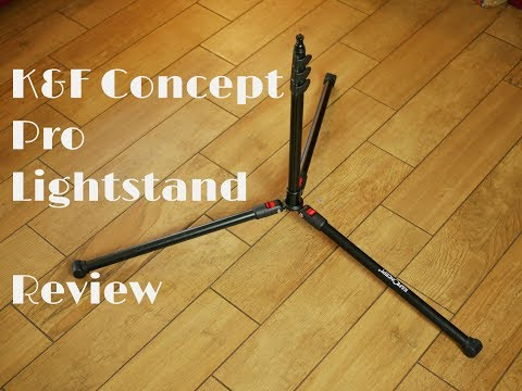 K&F Concept Professional Light Stand Review