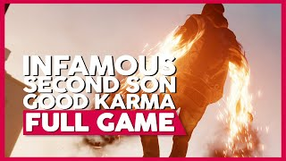 Infamous: Second Son | Full Gameplay/Playthrough | PS4 | No Commentary
