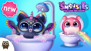 NEW More Fun with Smolsies - Cute Virtual Pets | TutoTOONS Cartoons & Games for Kids