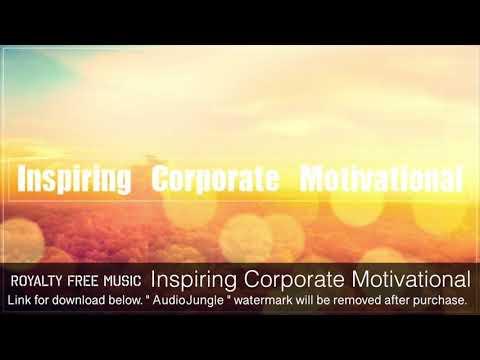 Inspiring Corporate Motivational - Instrumental / Background Music