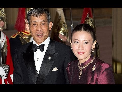 Parents Of Thai Ex Princess Jailed For Insulting Monarchy