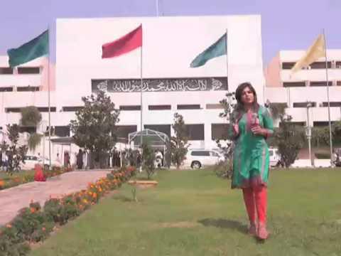 Nayyer Ali in Parliament