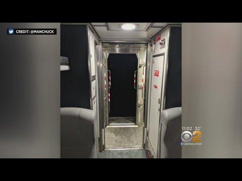 Amtrak Train Breaks In 2 Near Albany