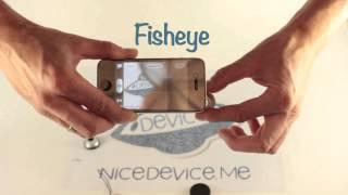 Объективы для iphone и android на магните Fisheye, Wide Angle и Macro Lenses(, 2012-12-20T13:17:11.000Z)