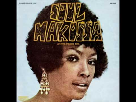 Lafayette afro rock band - soul makossa. lp Afro funk Psych