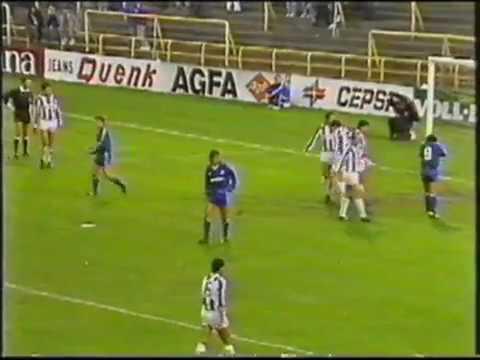 Real Valladolid 0 Real Madrid 1 (Liga 88-89)