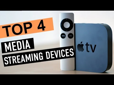 BEST 4 Media Streaming Devices 2018