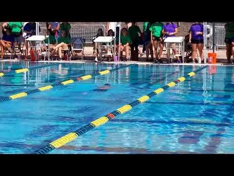 2017 AZ Special Olympics Regional Alex 200M Breaststroke