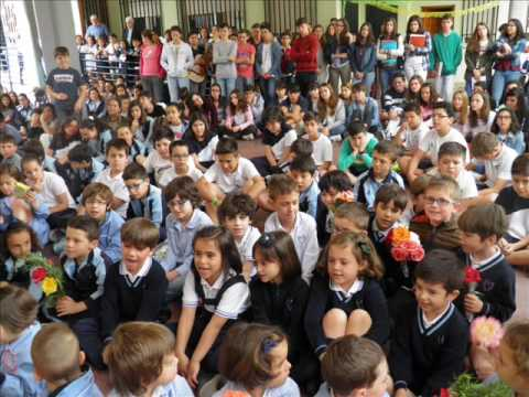 Acto mariano 2016 colegio amor de dios madridejos youtube - Colegio amor de dios oviedo ...