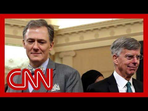 Trump impeachment hearings - Bill Taylor, George Kent (FULL CNN Live Stream)