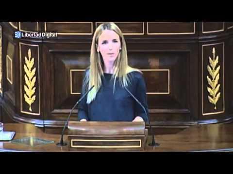 """Álvarez de Toledo: """"Votar a favor de esta Proposición no de Ley es votar a favor de la democracia"""""""