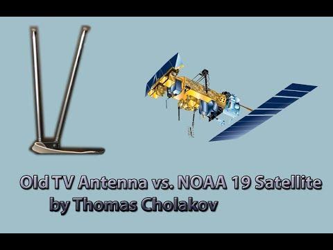 TV Antenna vs. NOAA SAtellite