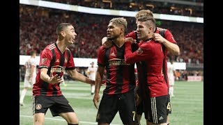 Atlanta United Leg 1 Highlights Vs. New York Red Bulls | MLS Conference Finals 2018 | 11.25.18