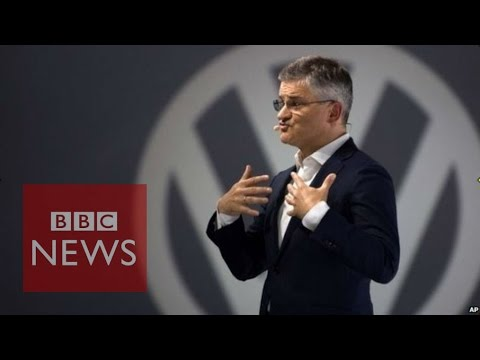 Volkswagen CEO: 'We have totally screwed up' - BBC News