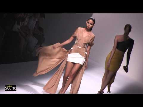 Vatanika at Elle Fashion Week 2012 in Bangkok. Movie by Paul Hutton, Bangkok Scene