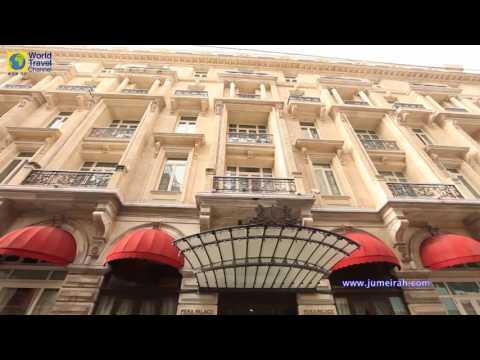 [Hotel Guide] Pera Palace Jumeirah