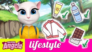 Let's Go Hiking! ⛰🥾⛰️ Talking Angela's Tips and Tricks
