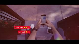 "Angelina Lavo feat Robbie Rosen - ""Follow Me"" (Lyric Video)"