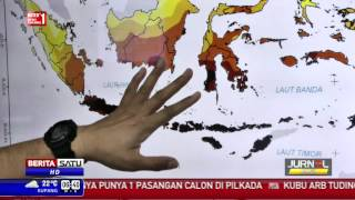 BMKG: Musim Kemarau Lebih Panjang Akibat El Nino