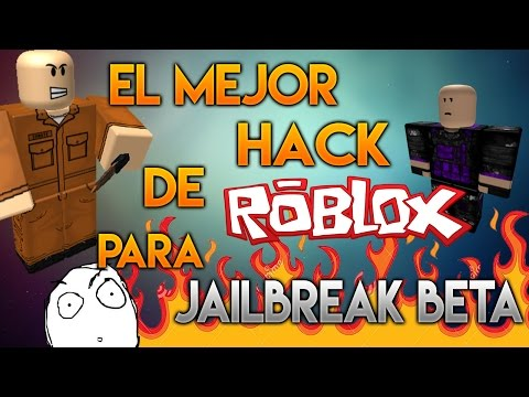 HACK/GLITCH PARA ROBLOX JAILBREAK BETA!! TUTORIAL