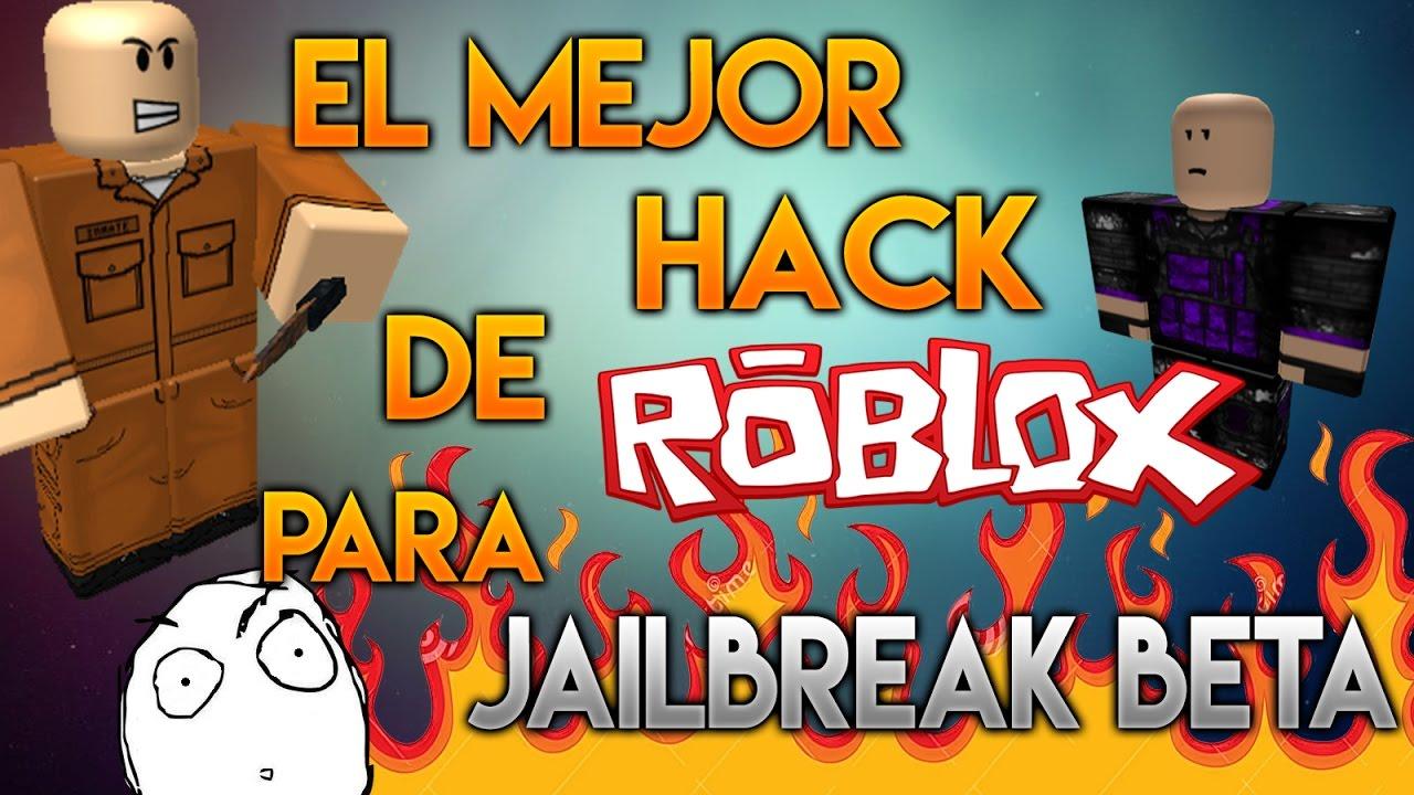 El Mejor H4ck Para Roblox Jailbreak Beta Tutorial - instalar hacks para roblox jailbreak