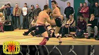 Andy Dartmouth vs James Mackey - MMA Fight (Combat Sports Open Trials)