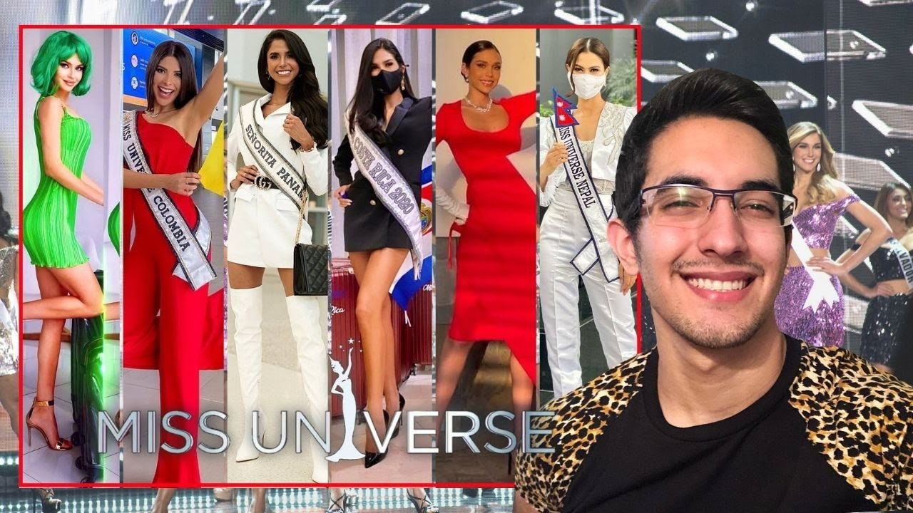 Mejores LOOKS de las candidatas camino a Miss Universo!