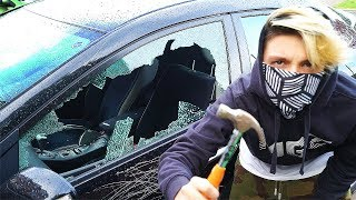 Mum's Car was Vandalised by... ME!!! (The Truth)