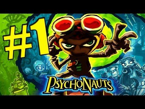 Psychonauts - Лагерь