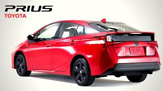 2021 TOYOTA PRIUS Hybrid - Refreshed Interior, Exterior and Safety Features
