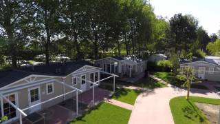 Dünenpark im Camping- und Ferienpark Wulfener Hals auf der Ostseeinsel Fehmarn