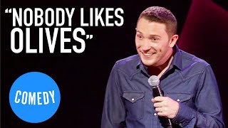 Audience Member Outshines Jon Richardson   FUNNY MAGNET   Universal Comedy