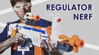 Nerf Modulus Regulator - Czas uregulować rachunki! Co za moc! - test nerfoteka.pl