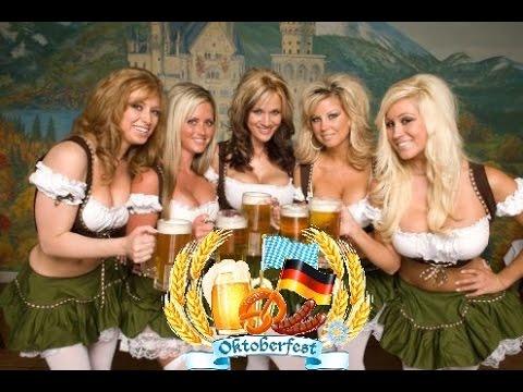 Праздник Германия Oktoberfest.