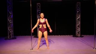 My Routine for the BC'S 2016 Amateur Pole Fitness Championship