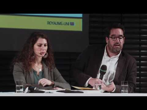 Day One - Part 4 - Europe and the Mediterranean in Times of Migration: Challenges and Opportunities