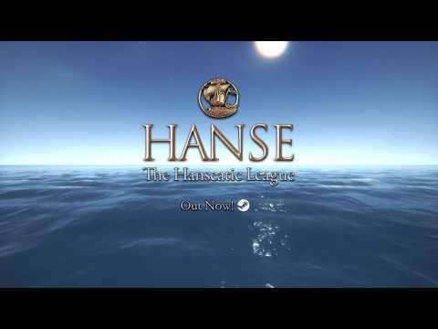 Hanse: The Hanseatic League - Release Trailer EN