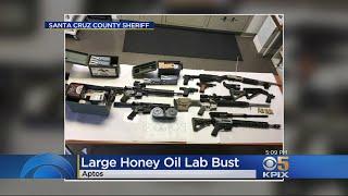 DRUG BUST:  Authorities bust major drug lab in Aptos