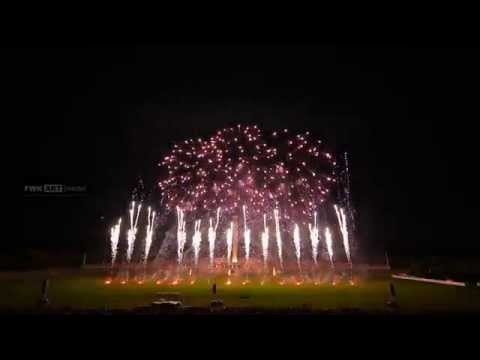 Pyronale 2013 Berlin - Dragon Fireworks Inc.(Philippines)
