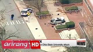 More than 10 people injured in Ohio State University attack