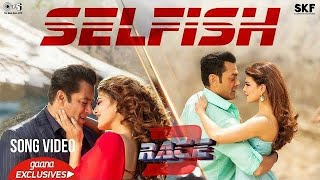 RACE 3  Salman khan , Atif Aslam , bobby deol , Making of Selfish Song